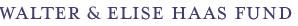 Haas Fund Logo
